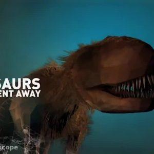 مراحل فرگشت دایناسورها به پرندگان امروزی